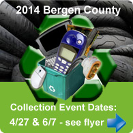 Bergen County Collection Dates